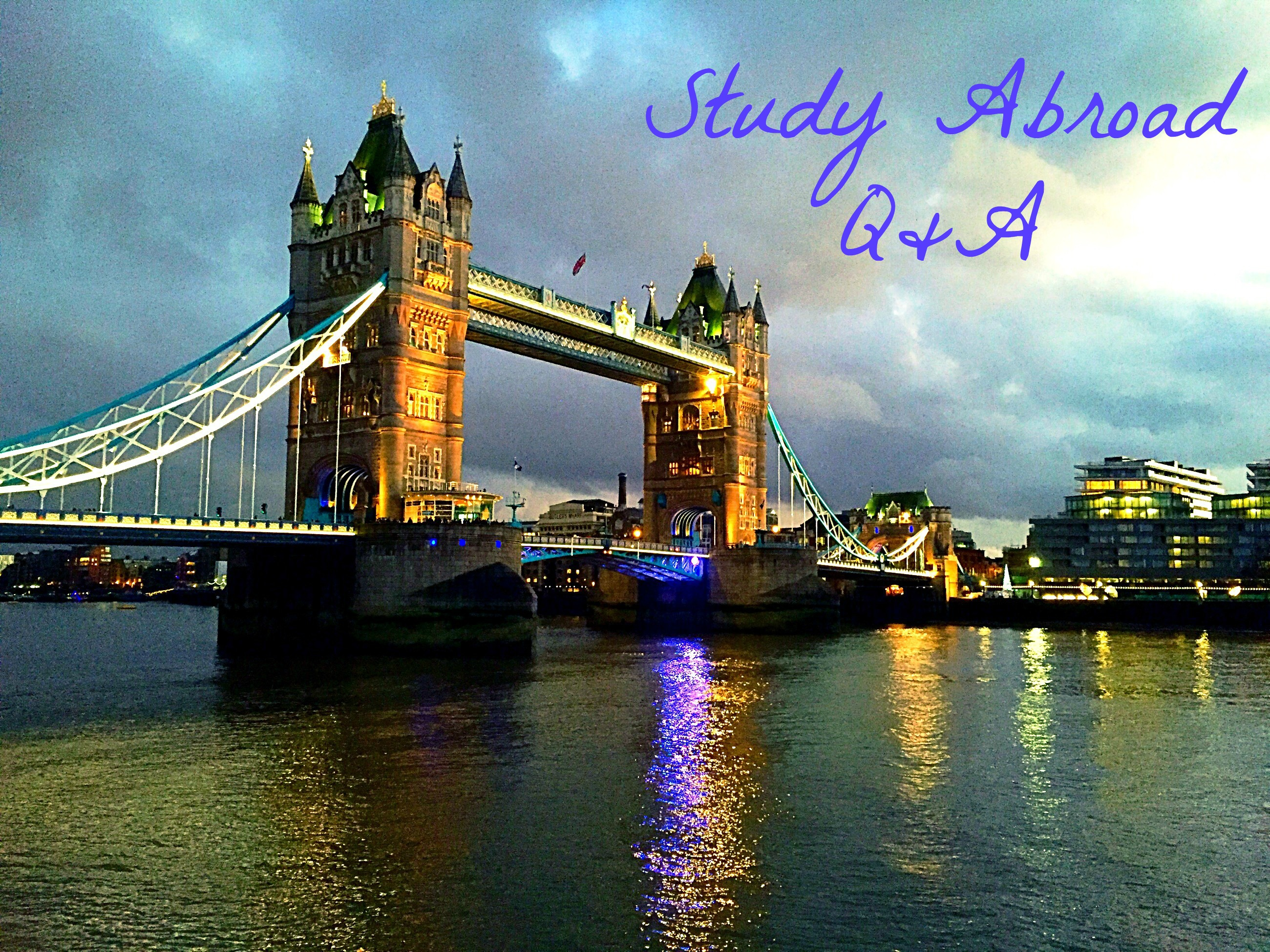 Q & A about studying abroad!