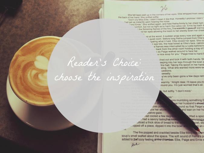 Reader's Choice grey